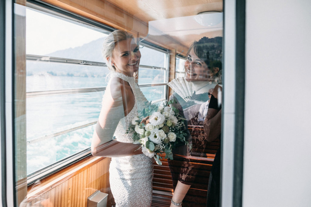 Standesamtliche Hochzeit am Tegernsee