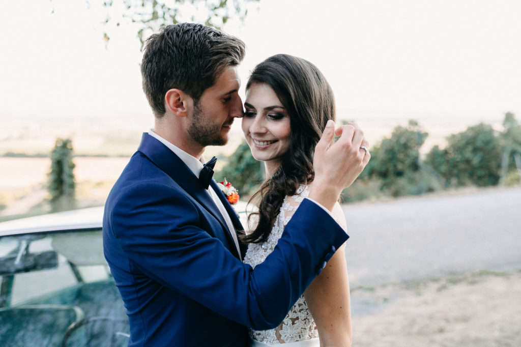 Hochzeit auf der Heuchelberger Warte