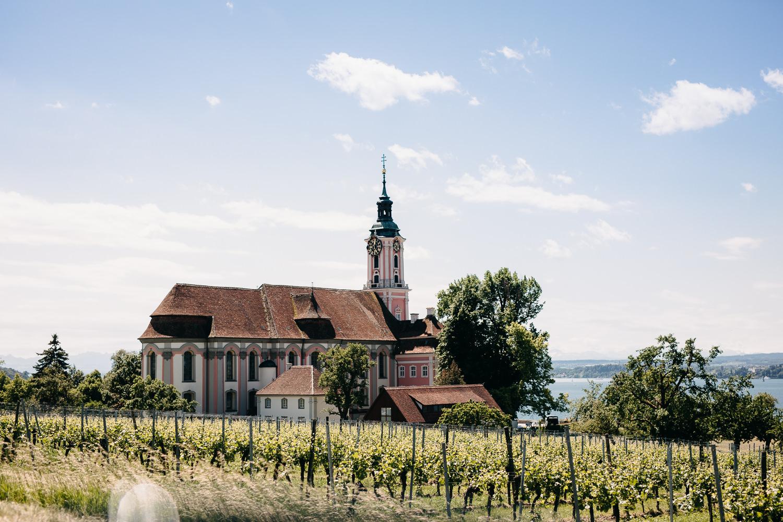 Hochzeit am Bodensee in Bodman
