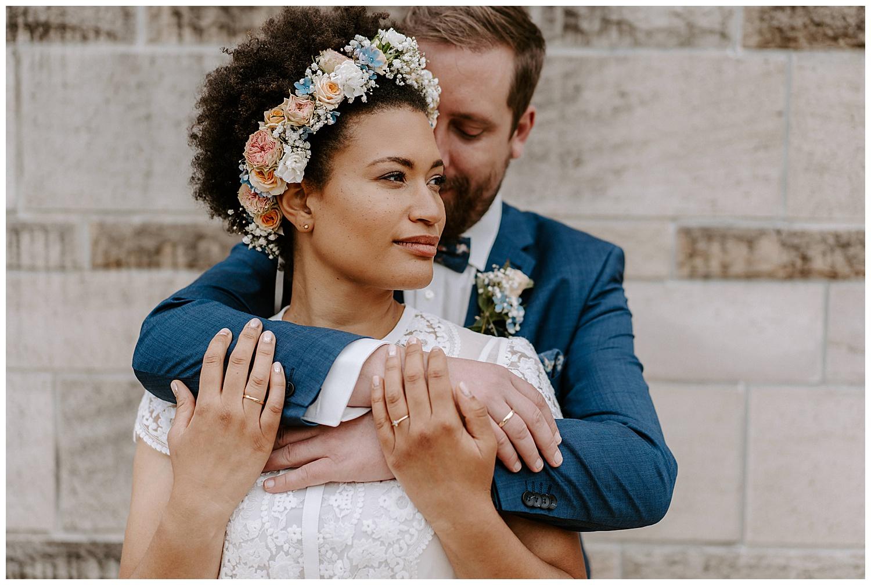 Standesamtliche Hochzeit im Rokkokoschlösschen in Schwäbisch Gmünd